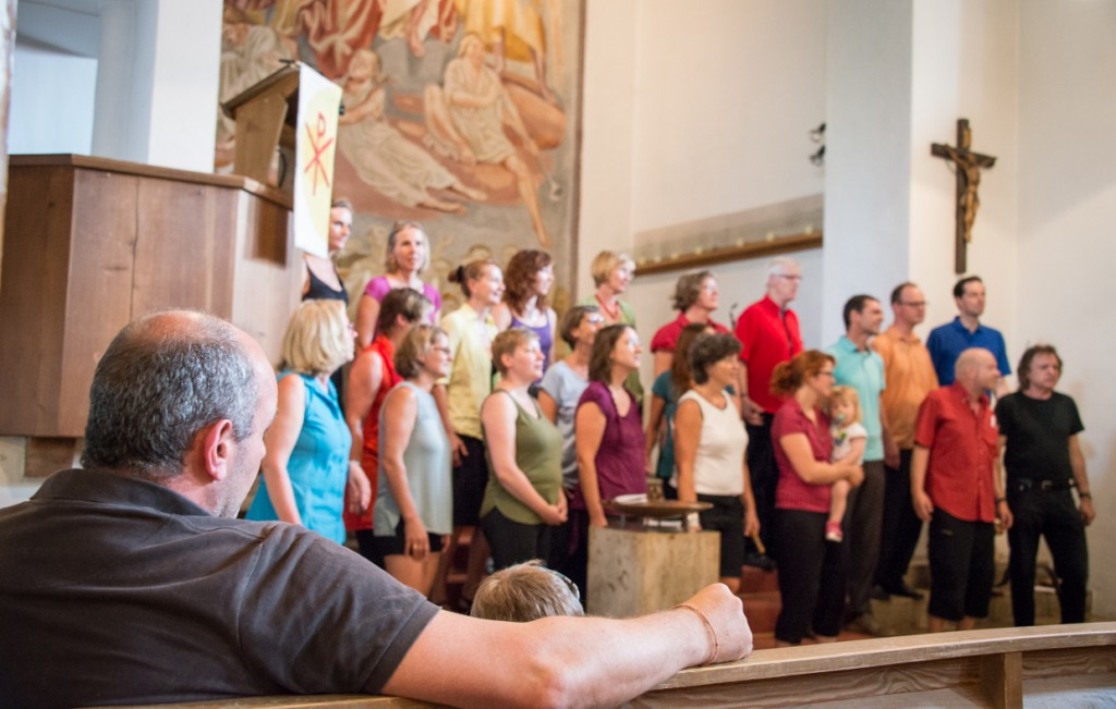 Lebendige Kirchenmusik
