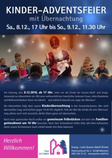 Kinder-Adventsfeier