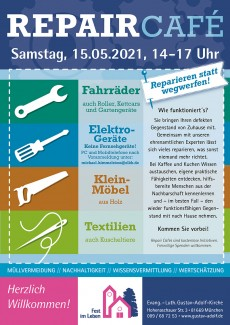 Bring & Collect Repair-Café